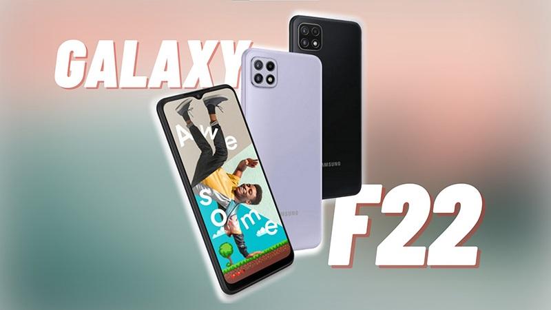 Galaxy F22 lần đầu lộ diện, có thể chỉ là Galaxy A22 đổi tên