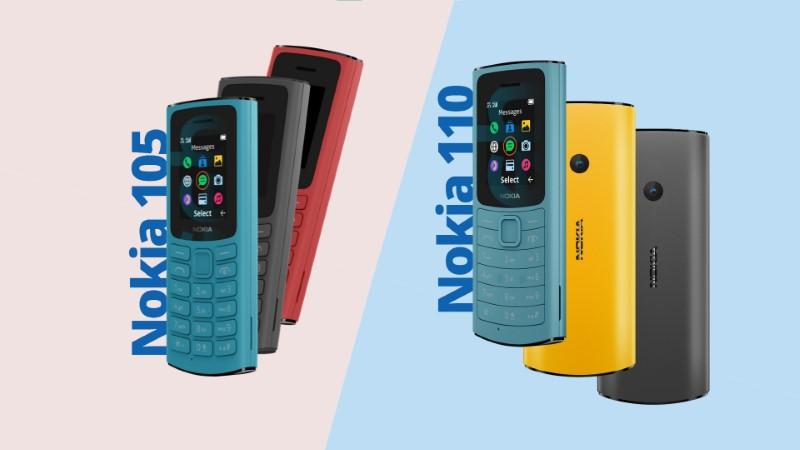 Nokia Mobile ra mắt Nokia 110 4G và Nokia 105 4G