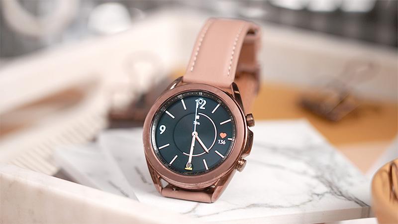 Galaxy Watch 3 giảm ngất ngây vài triệu, giá quá rẻ nên sở hữu ngay