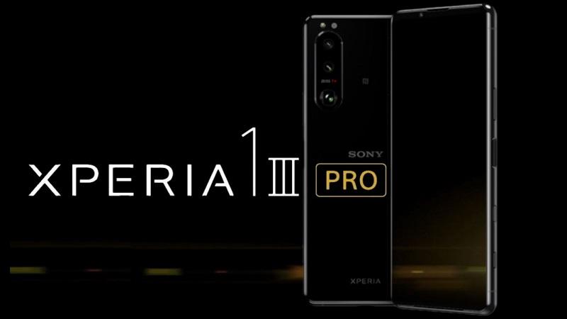 Xperia 1 III Pro rò rỉ: RAM 16GB, chạy Snapdragon 888 Pro (Plus)