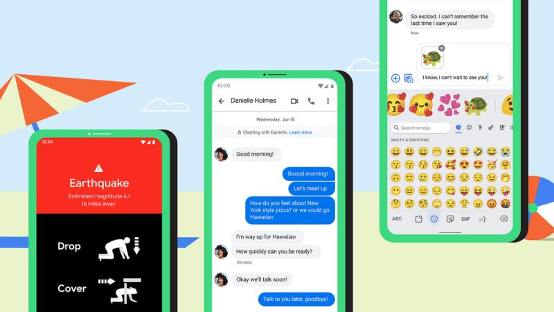 Google công bố 6 tính năng mới sẽ có mặt trên Android vào mùa hè này