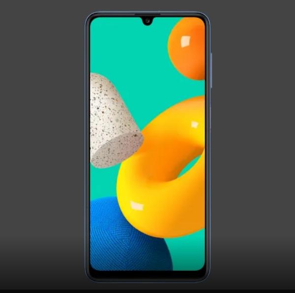 Hình ảnh Galaxy M32 trên Google Play Console
