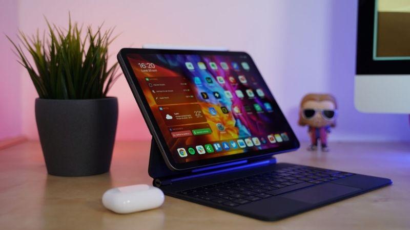 Máy tính bảng Apple