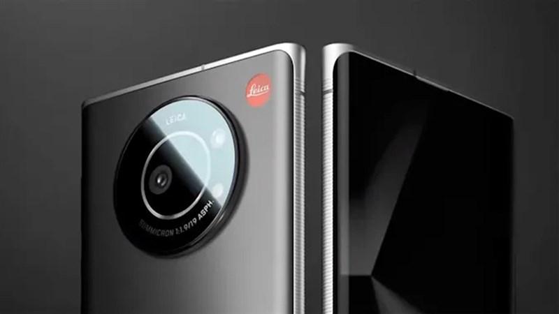 Leica Leizt Phone 1 ra mắt: Nâng cấp từ Sharp Aquos R6, giá 'hết hồn'