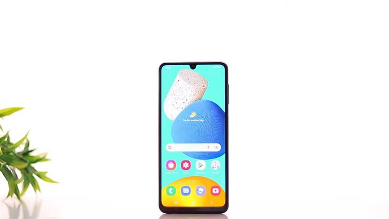 Samsung Galaxy M32 có mức giá khá hợp lý với những gì máy được trang bị