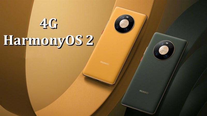 Huawei mở bán Mate 40 Pro, Mate 40E và Nova 8 Pro chạy HarmonyOS nhưng chỉ hỗ trợ 4G