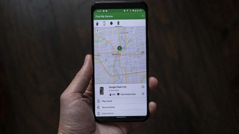 Google phát triển hệ thống tìm kiếm thiết bị Android, cạnh tranh Apple