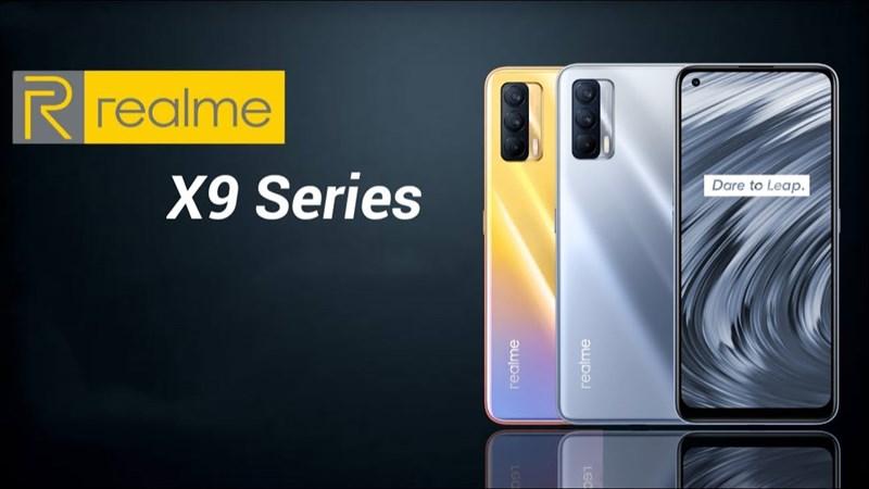 Sau cấu hình và giá bán, thời điểm ra mắt Realme X9 cũng được tiết lộ