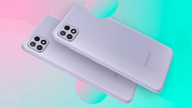 Galaxy F42 5G sẽ là 1 smartphone dòng A đổi tên nhưng pin tận 7.000mAh