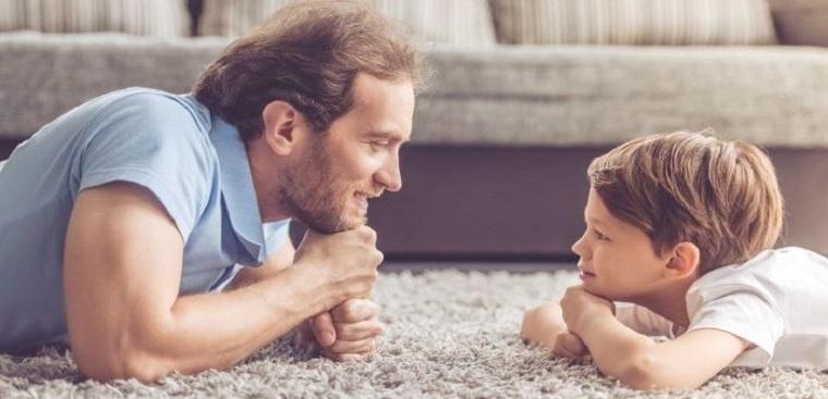 10 cách vun đắp tình cảm cha con thật gần gũi, khăng khít, sẻ chia