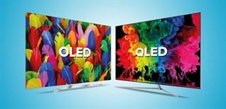 Samsung dồn lực phát triển tấm nền QD OLED, kết hợp giữa OLED và QLED, sẽ ra mắt năm 2022