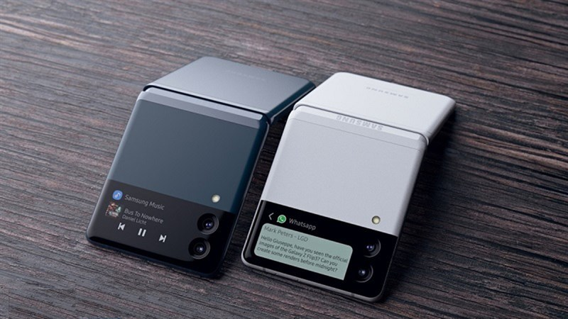 Dòng Z Flip 3 được sản xuất hàng chục ngàn máy mỗi ngày để kịp ra mắt