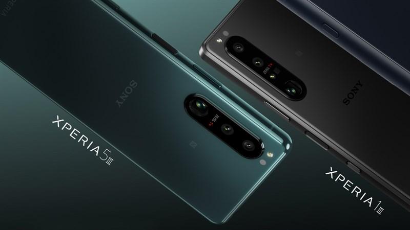 Sony sắp ra mắt Xperia 1 III, Xperia 5 III và Xperia 10 III tại VN