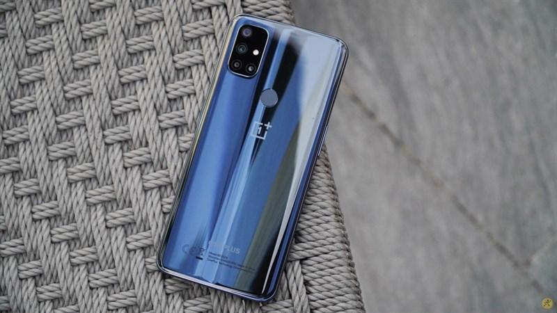 OnePlus Nord N10 5G xanh hoàn hảo