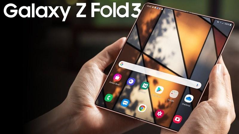 Cấu hình Galaxy Z Fold 3