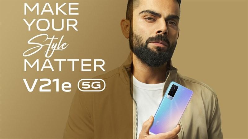 Vivo V21e 5G được xác nhận các thông số kỹ thuật quan trọng, sạc nhanh 44W, chạy 20 ứng dụng cùng lúc, giá bán hấp dẫn