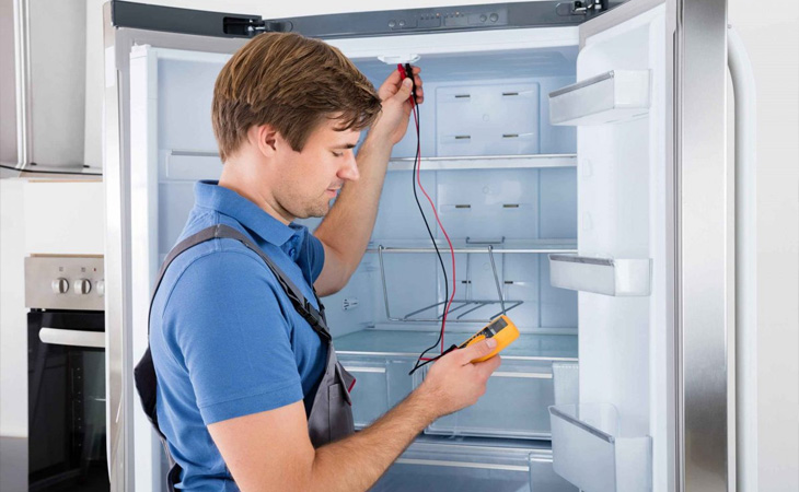 Cách khắc phục hiện tượng tắc ẩm trên tủ lạnh