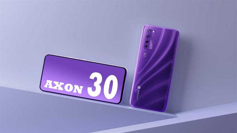 ZTE Axon 30 sắp ra mắt với camera selfie ẩn mới, chất lượng rất đỉnh