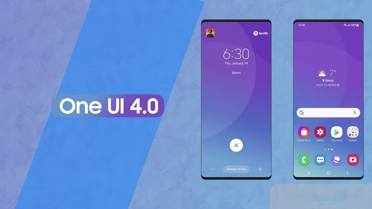 Samsung cho ra mắt Android 12 cùng với phiên bản giao diện One UI 4.0 tùy chỉnh