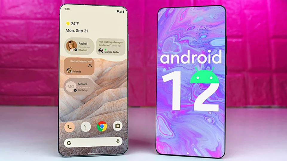 Android 12 sẽ mang đến người dùng nhiều tiện ích đột phá