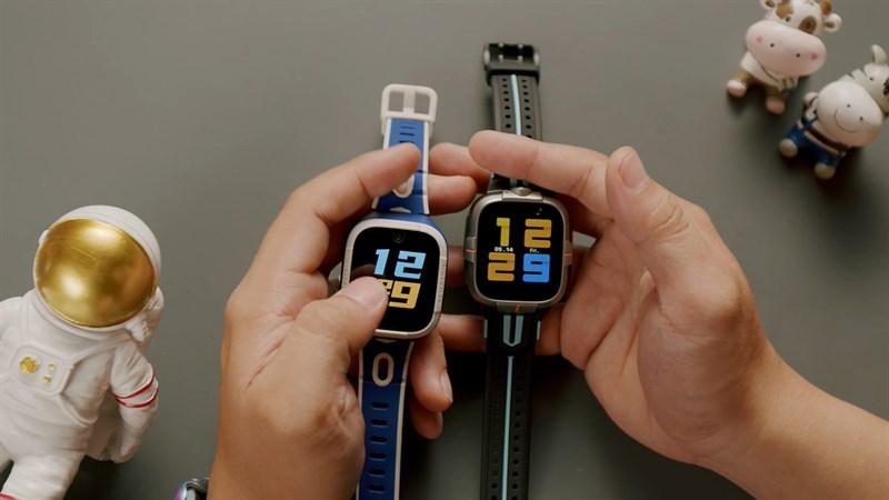 Đồng hồ Kidcare S6 và S8