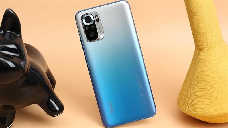 Deal xịn sò là đây: Xiaomi Redmi Note 10S giảm giá sốc ngất ngây