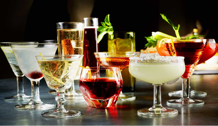 """5 công thức pha chế cocktail từ rượu Gin """"vang danh"""" thế giới"""