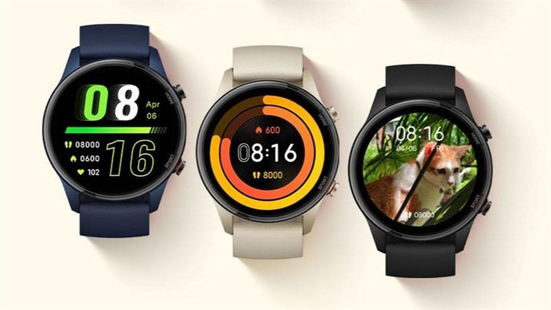Mi Watch Revolve Active ra mắt: Hỗ trợ 117 chế độ thể thao, giá khá OK