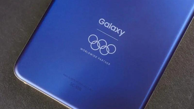 Samsung Galaxy S21 Ultra Olympic Edition