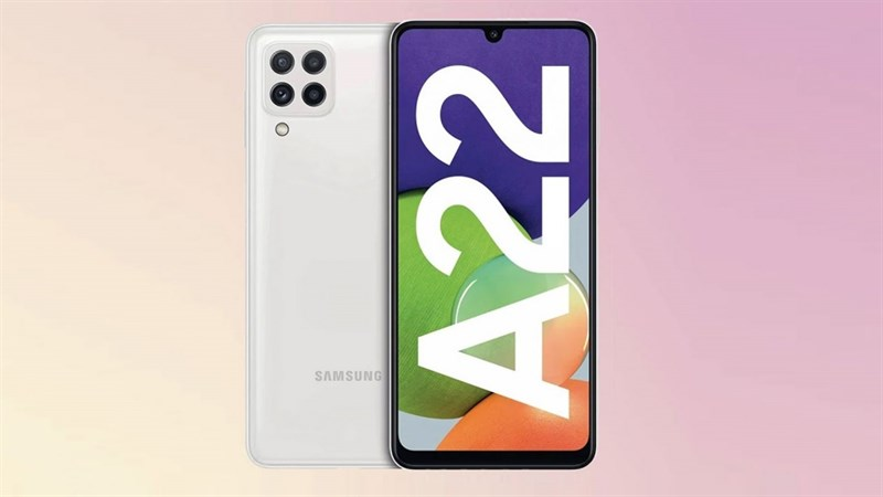 Galaxy A22 4G có thể sắp về Việt Nam: Dùng chip chơi game Helio, pin lớn, camera có chống rung OIS và giá...