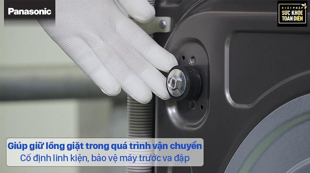 Bu lông treo máy bảo vệ lồng giặt trong quá trình vận chuyển