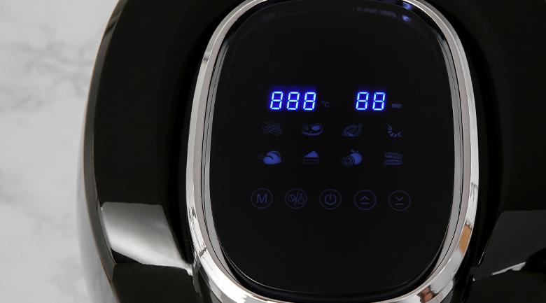 Hawonkoo trang bị cho sản phẩm bảng điều khiển cảm ứng dễ dàng và tiện lợi khi sử dụng