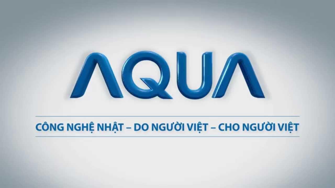 Logo thương hiệu AQUA