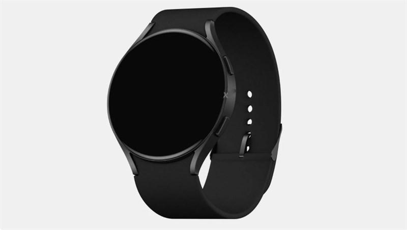 Hình ảnh bản render của Galaxy Watch Active 4: Thiết kế mới đột phá