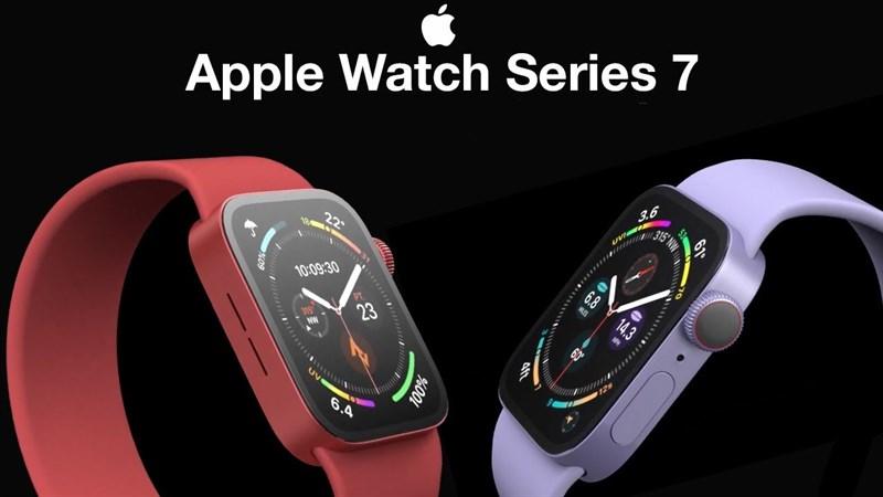 Apple Watch Series 7 sẽ có pin lớn hơn và bổ sung nhiều cảm biến mới