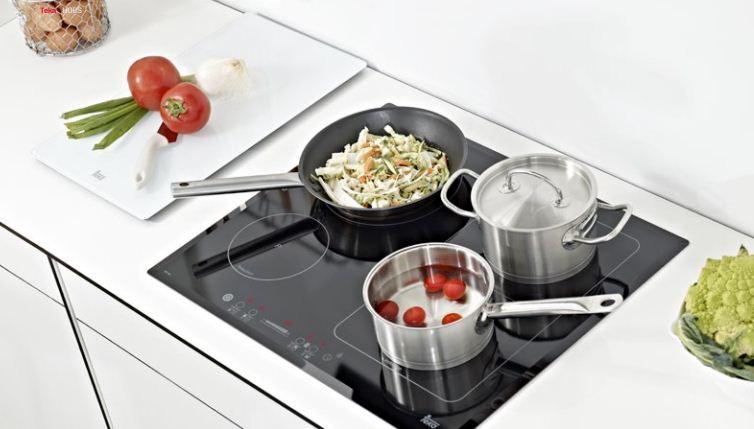 bếp từ tiết kiệm điện năng và thời gian nấu nướng