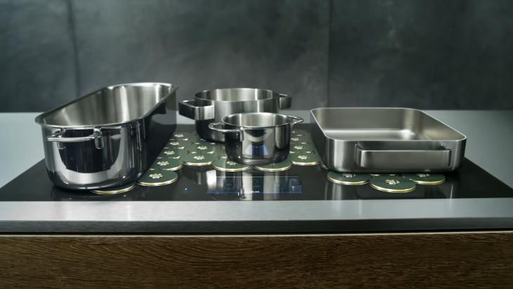 Đặc điểm cấu tạo của bếp từ sử dụng công nghệ Flexi Zone