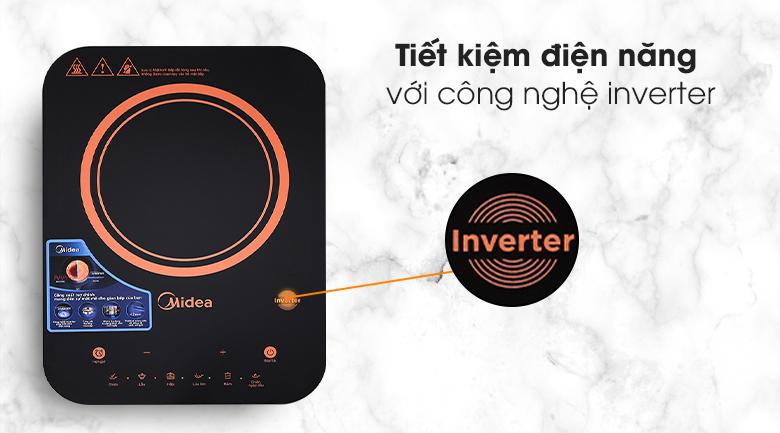 Tác dụng của công nghệ inverter trên bếp từ