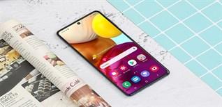 Các dòng điện thoại thông minh của Samsung trên thị trường Việt Nam