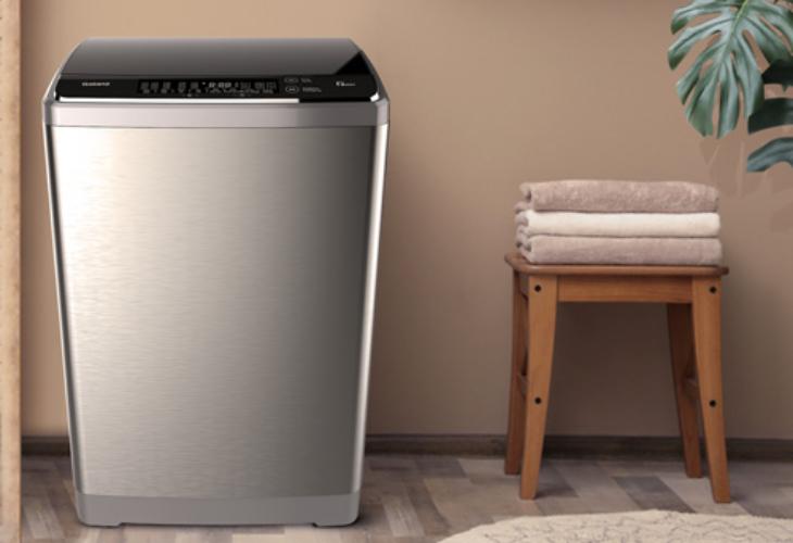 Máy giặt cửa trên Galanz