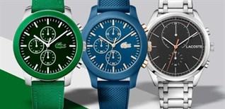 Đồng hồ thời trang Lacoste của nước nào? Có tốt không?