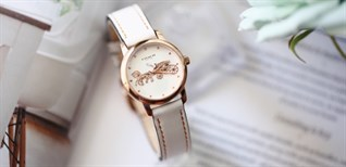 Đồng hồ thời trang Coach của nước nào? Có tốt không?