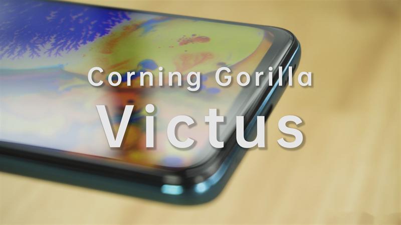 Màn hình Redmi Note 10 Pro 5G được trang bị kính cường lực Corning Gorilla Victus cao cấp. Nguồn: Gizmochina.