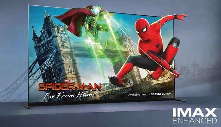 Thêm IMAX Enhanced trong cài đặt Chế độ hình ảnh