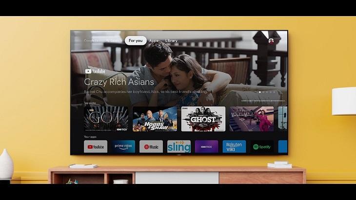 Tivi Sony có Google TV