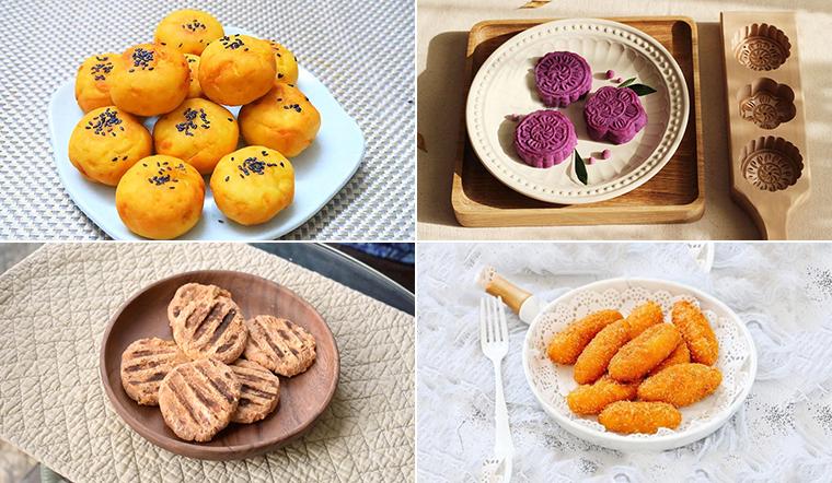 15 công thức chế biến bánh khoai lang thơm ngon tại nhà
