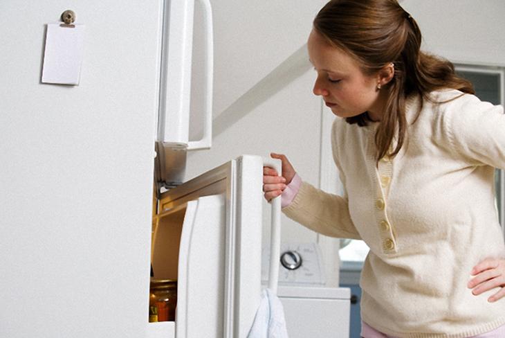 kiểm tra tủ lạnh sau khi cách khắc phục thermic bị hỏng