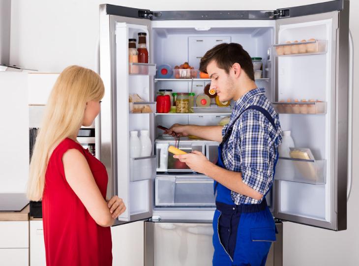 cách khắc phục thermic tủ lạnh bị hỏng