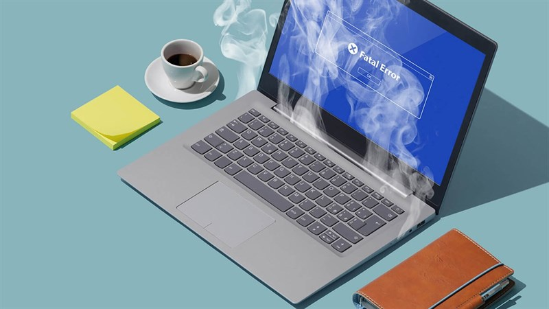 Hướng dẫn cách khắc phục lỗi laptop bị treo