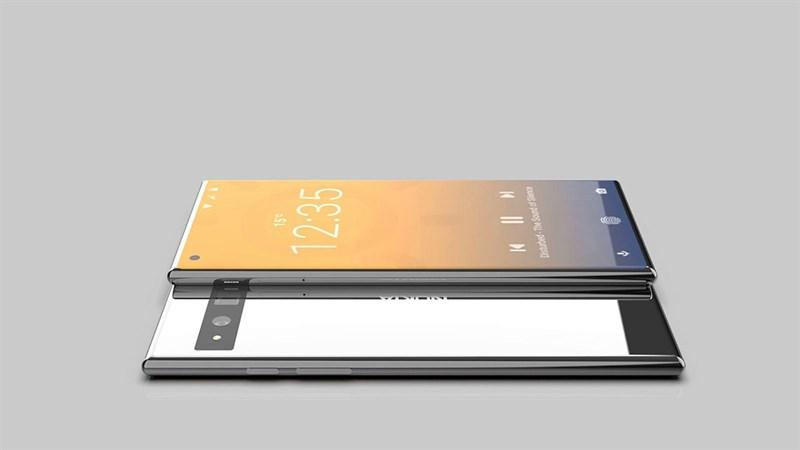Nokia X60 có màn hình cong thời thượng, sexy